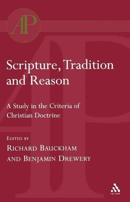 Scripture, Tradition and Reason (IAP)