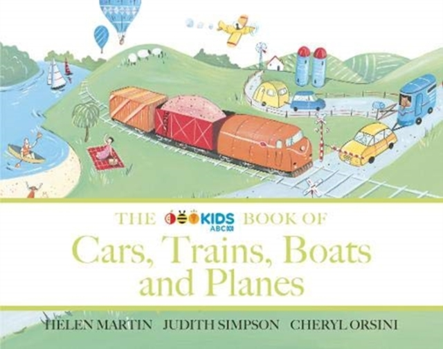 The ABC Book of Cars, Trains, Boats and PlanesThe ABC Book Of ...