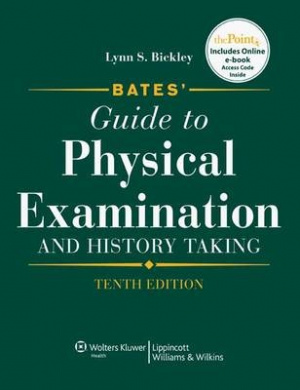 Bates' Guide to Physical Examination and History Taking 10th Ed + Case Studies 9th Ed + Pocket Guide