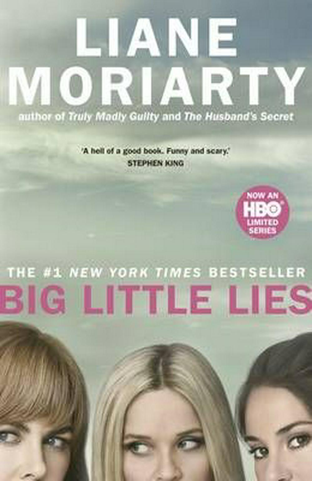 Big Little Lies by Liane Moriarty, ISBN: 9781760552596
