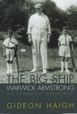 The Big Ship by Gideon Haigh, ISBN: 9781876485986