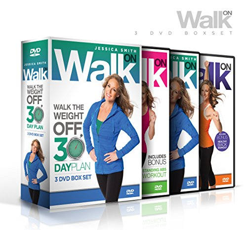 Jessica Smith: Walk Off the Weight 30 Day Plan (Low Impact High Results Program)