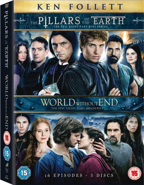 Pillars of the Earth/World Without End [Region 2]