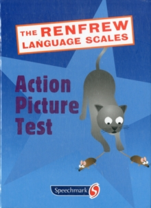 Action Picture Test by Speechmark, ISBN: 9780863888090