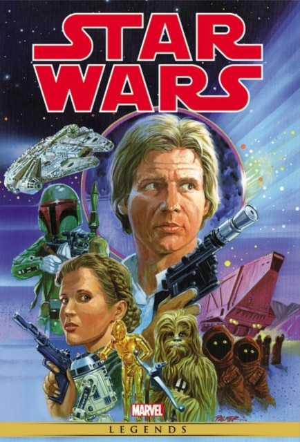 Star Wars: The Complete Marvel Years Omnibus 3