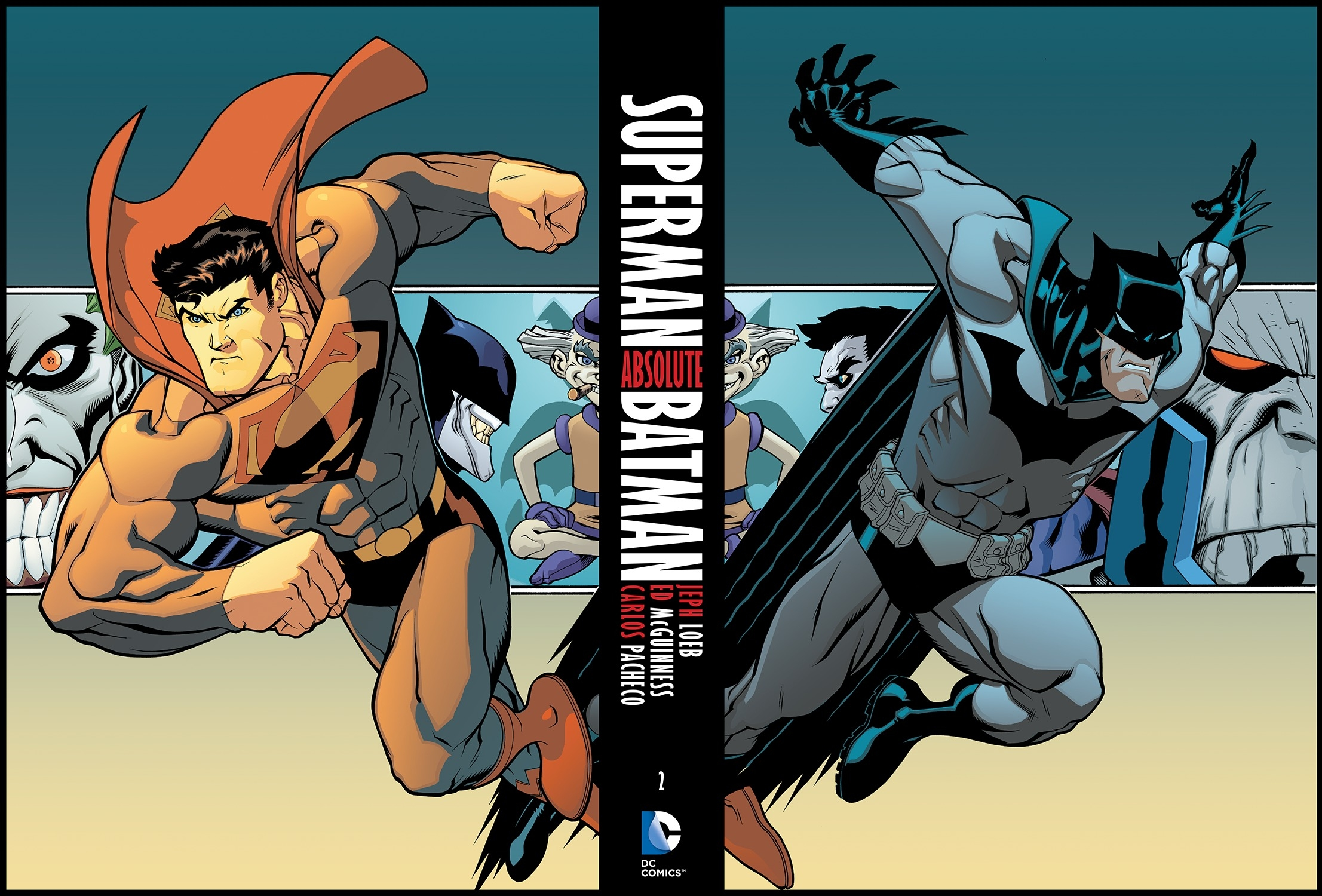Absolute Superman/Batman Vol. 2 by Jeph Loeb, ISBN: 9781401248178