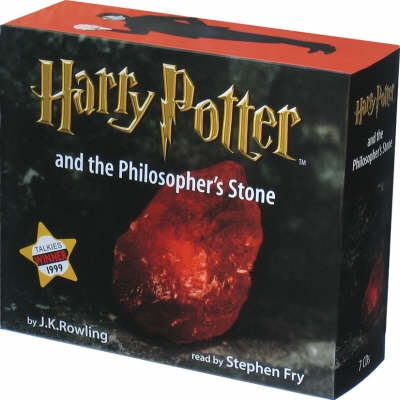 Cover Art for Harry Potter and the Philosopher's Stone: Complete and Unabridged, ISBN: 9781855496668