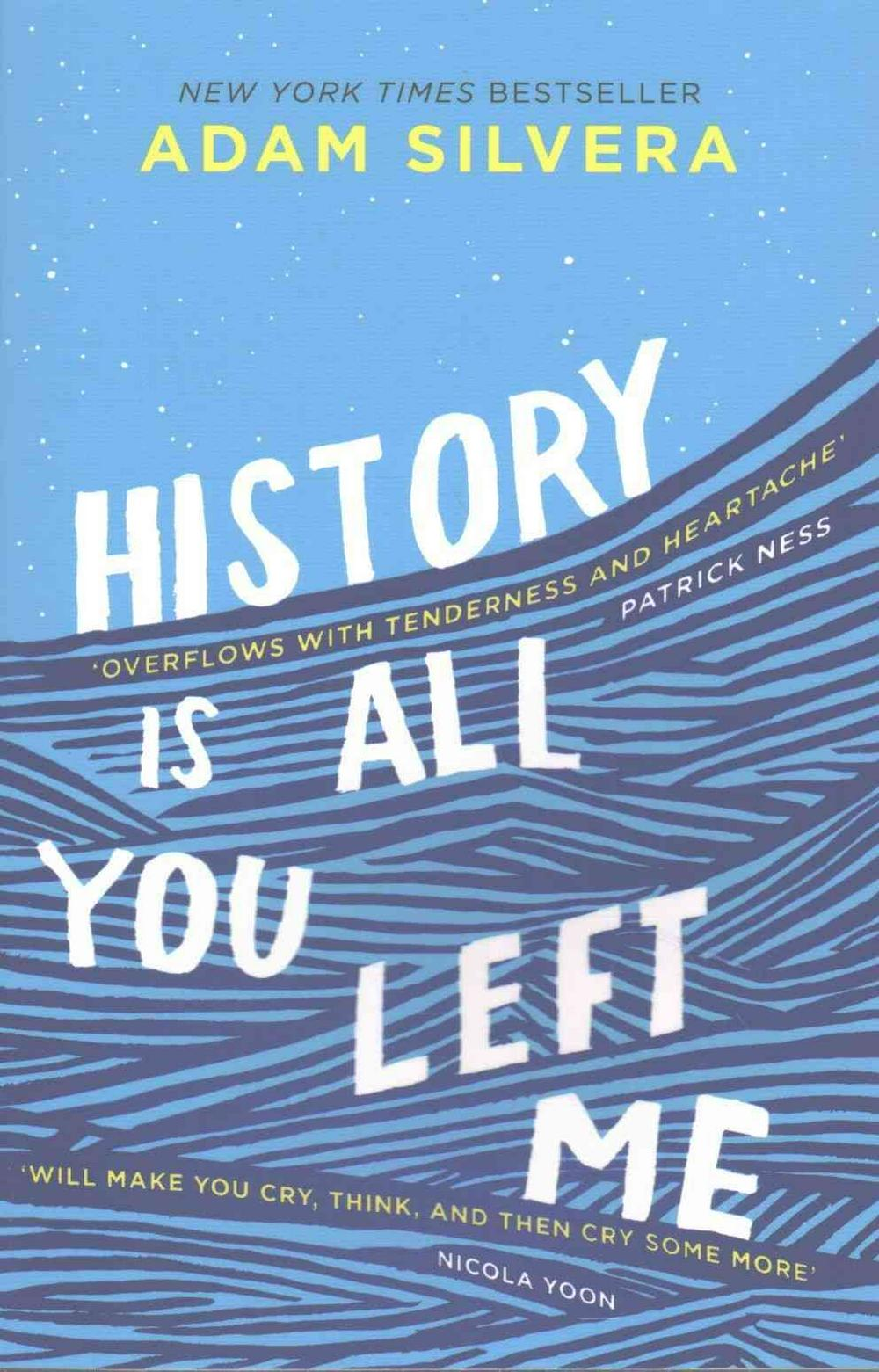 History Is All You Left Me by Adam Silvera, ISBN: 9781471146183