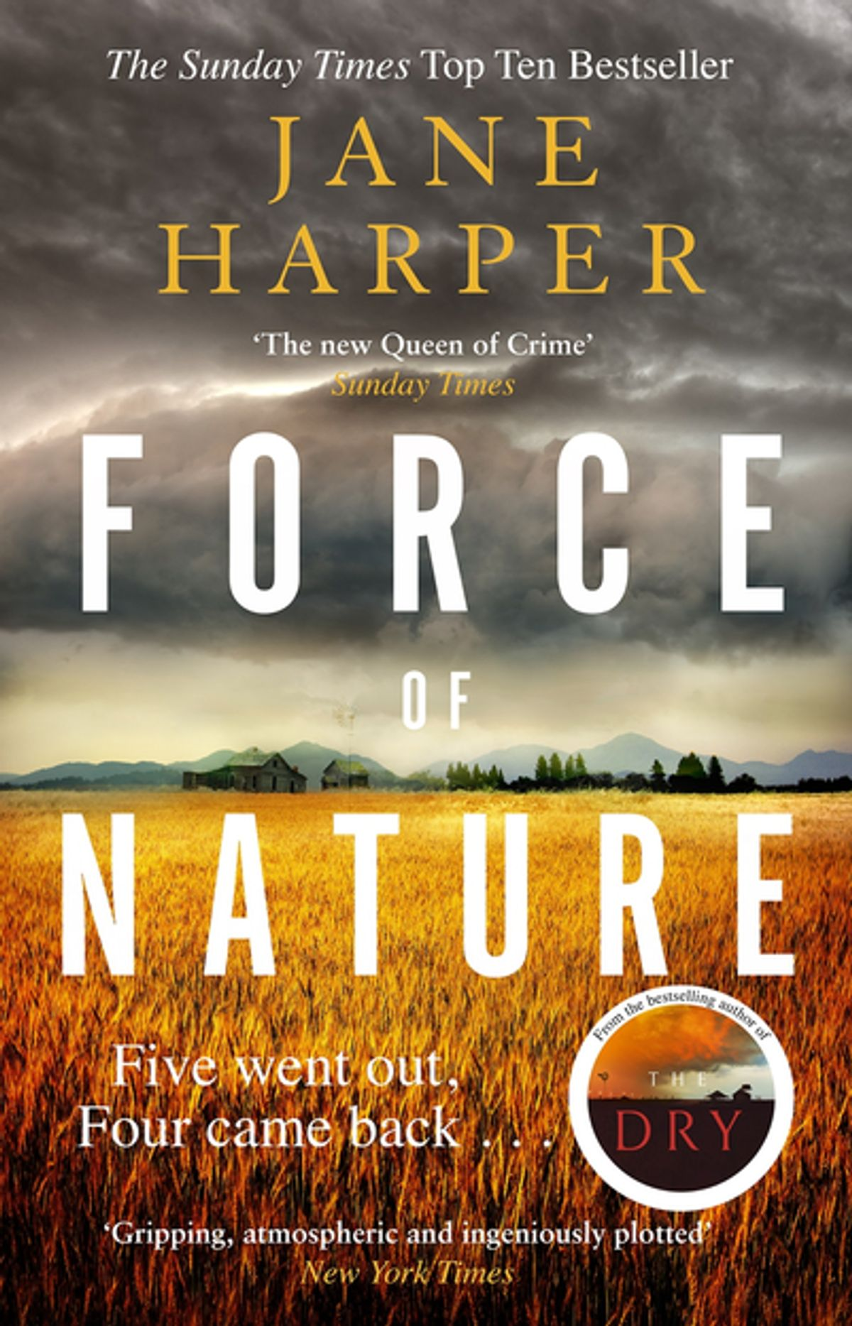Force of Nature by Jane Harper, ISBN: 9781408708194