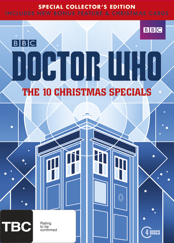 Cover Art for Doctor Who - 10 Christmas Specials, ISBN: 9397810283398