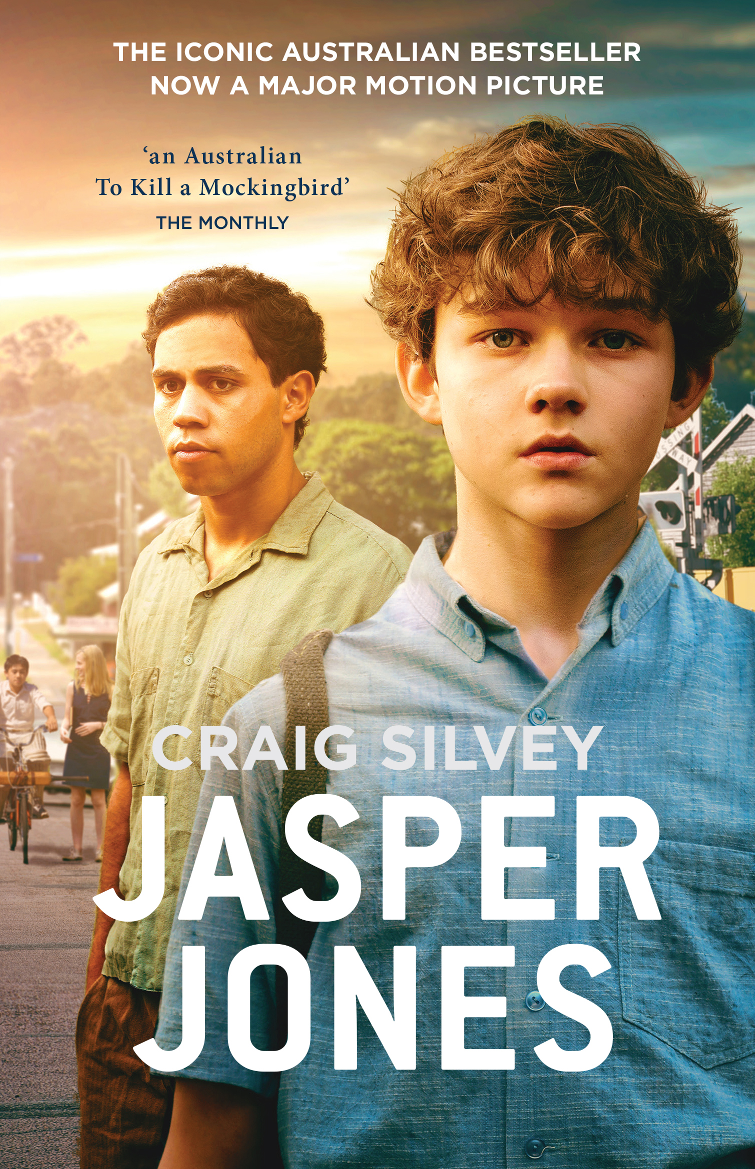 Jasper Jones by Craig Silvey, ISBN: 9781760295929