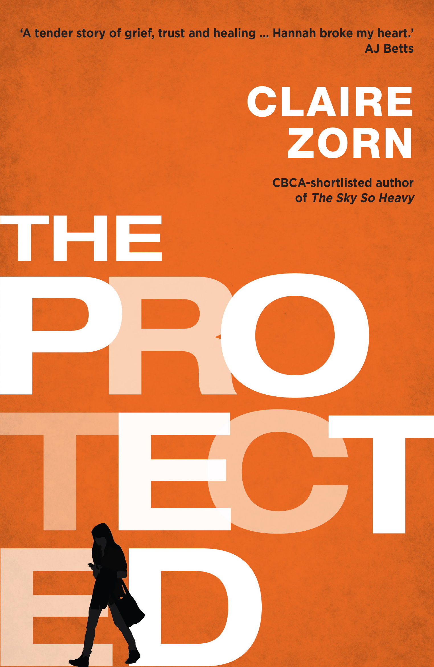 The Protected by Claire Zorn, ISBN: 9780702250194