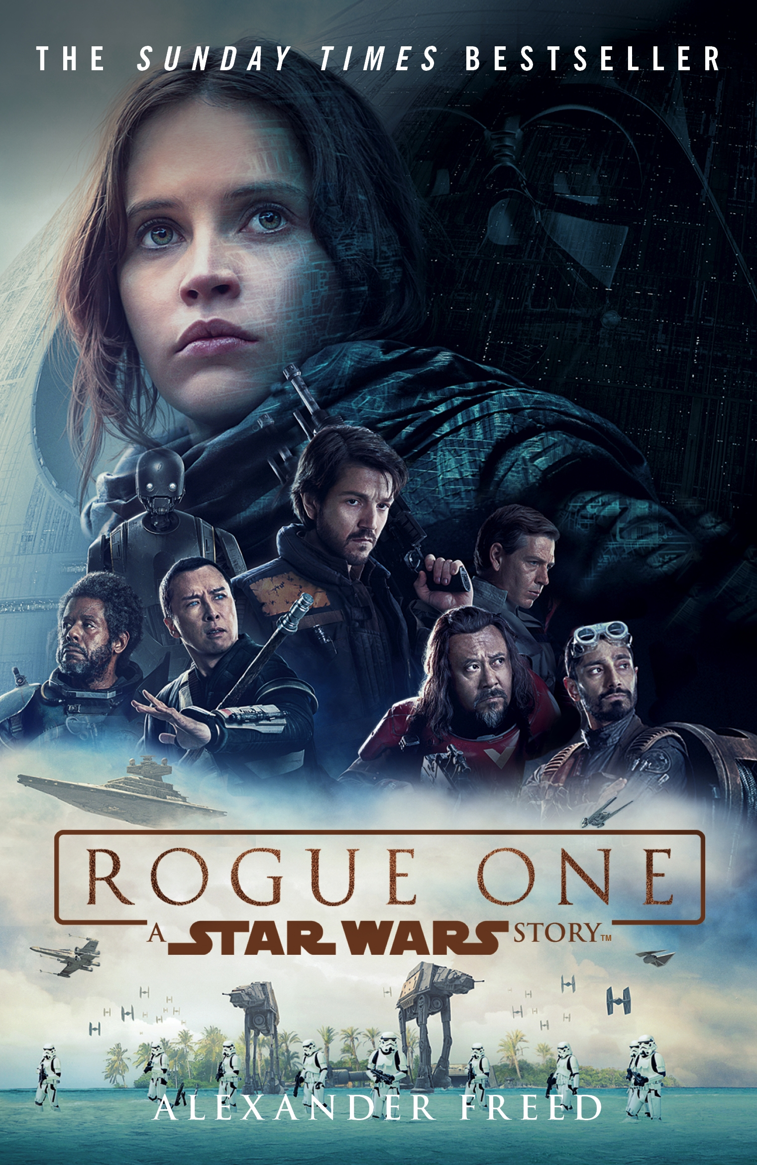 Rogue One: A Star Wars Story by Alexander Freed, ISBN: 9781473535794