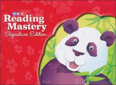 Storybook, SRA Reading Mastery Signature Edition