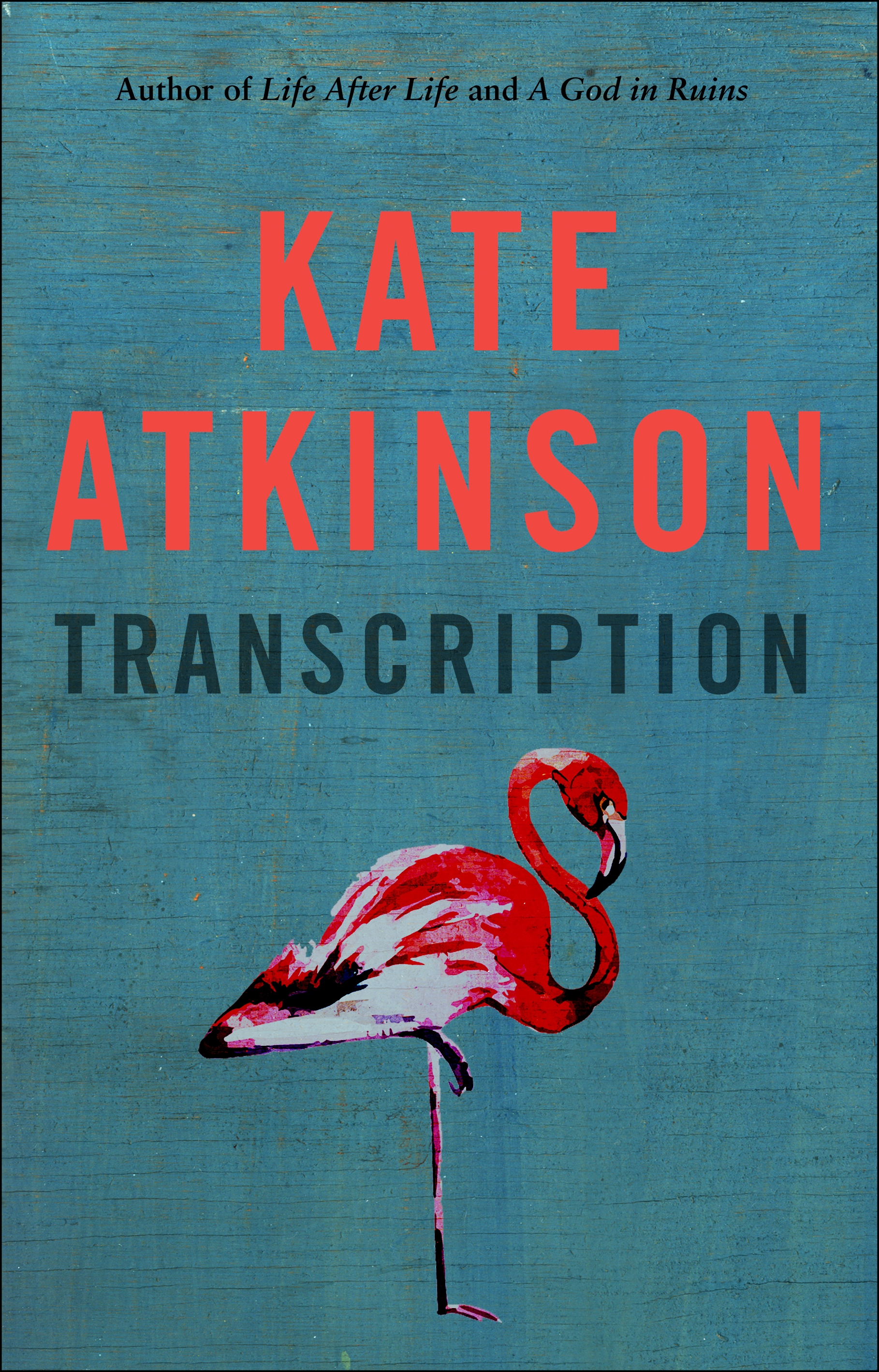 Transcription by Kate Atkinson, ISBN: 9780857525895