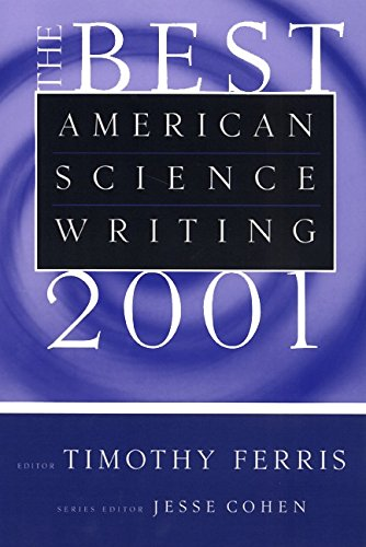 The Best American Science Writing 2001 by Timothy Ferris, ISBN: 9780060936488