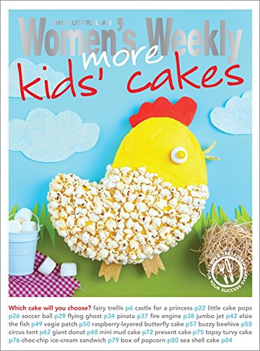 More Kids' Cakes by The Australian Women's Weekly, ISBN: 9781742450544