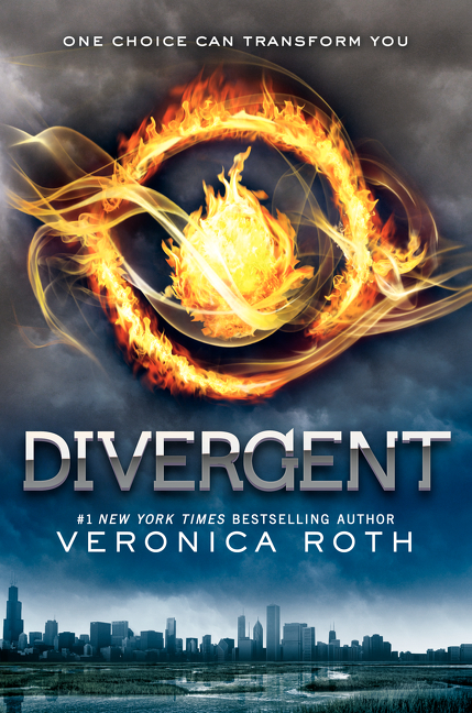 Divergent by Veronica Roth, ISBN: 9780062024022