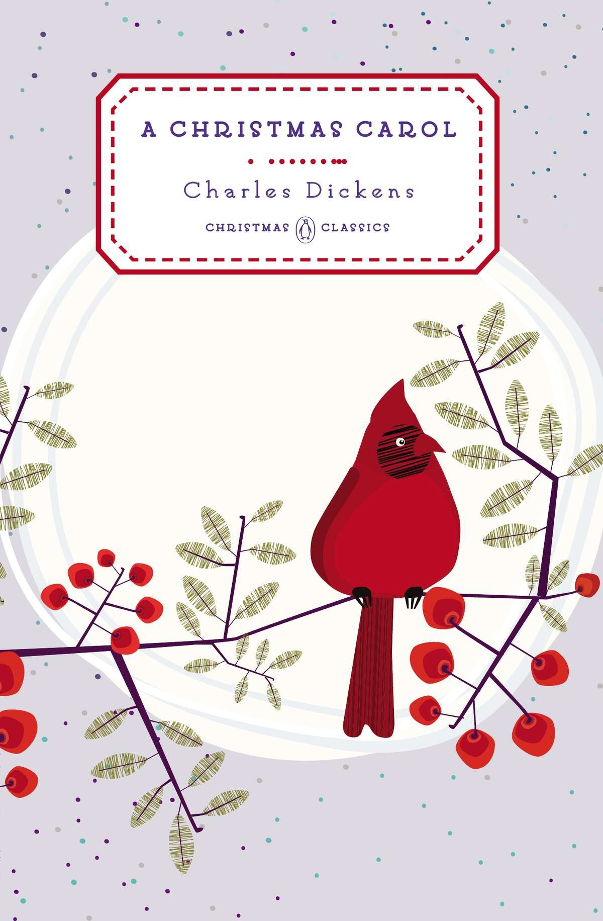 A Christmas Carol by Charles Dickens, ISBN: 9780143122494