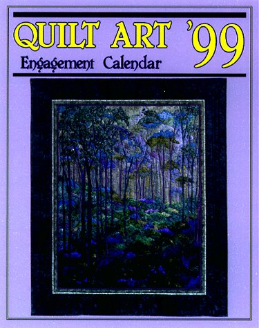 Quilt Art Engagement Calendar 1999