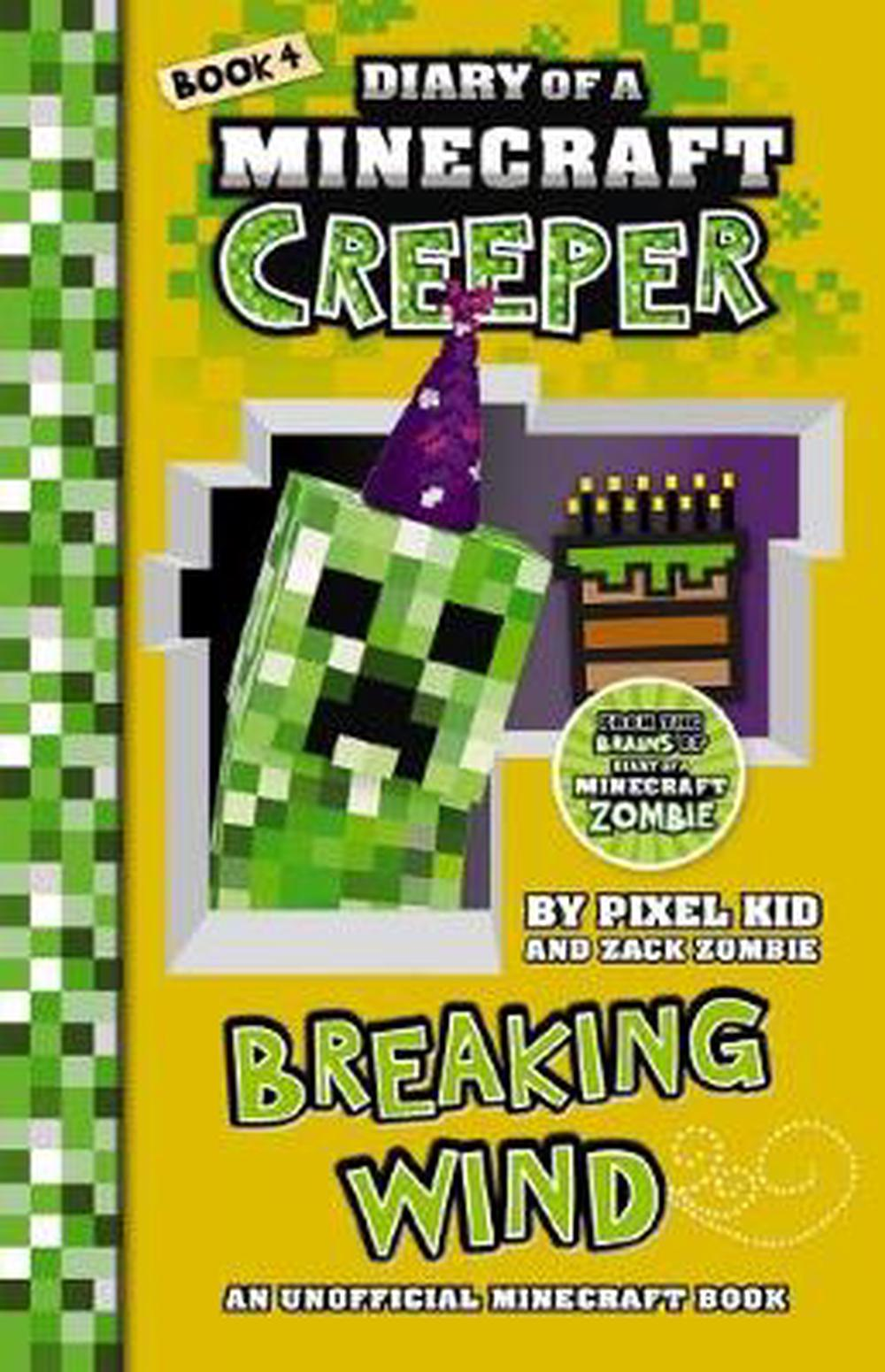 Diary of a Minecraft Creeper #4Breaking Wind