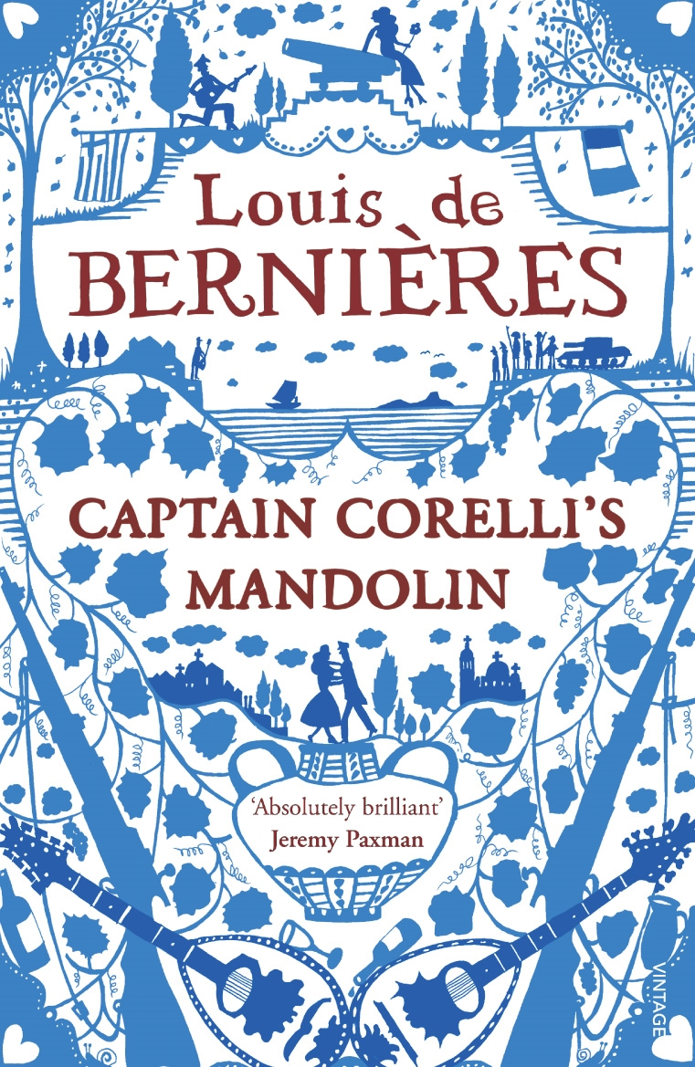 captain corellis mandolin by louis de bernieres essay Perhaps ''captain corelli's mandolin'' would have and in the best-selling novel by louis de bernieres a video essay on the excellence of annihilation and.
