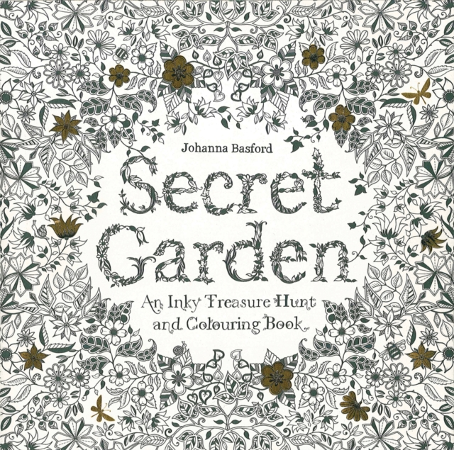 Cover Art for Secret Garden, ISBN: 9781780671062
