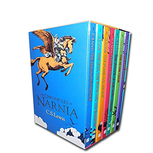 The Complete Chronicles of Narnia ( Boxed Set 7 Books ) by C. S. Lewis, ISBN: 9780583331371